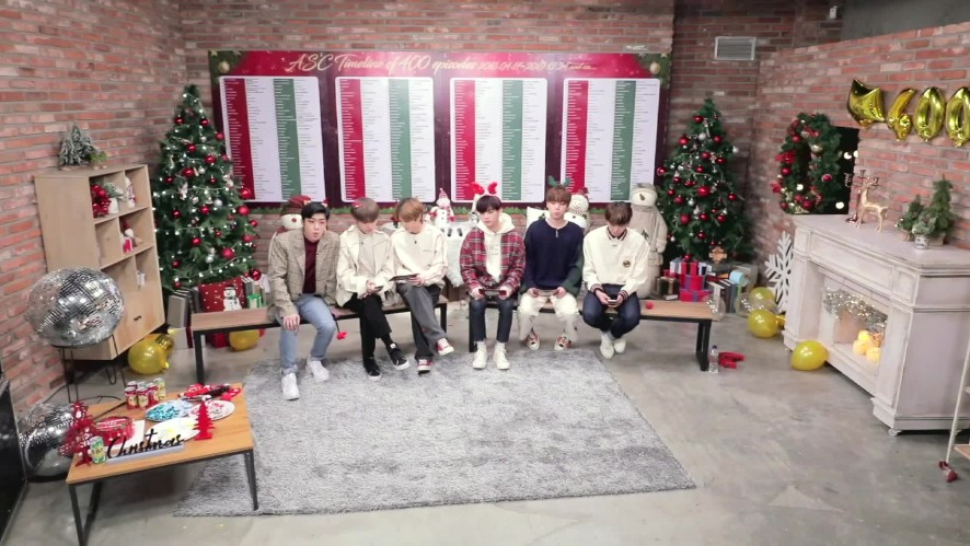 400th Episode Special 'ASC Singing Room Domination' with ONF