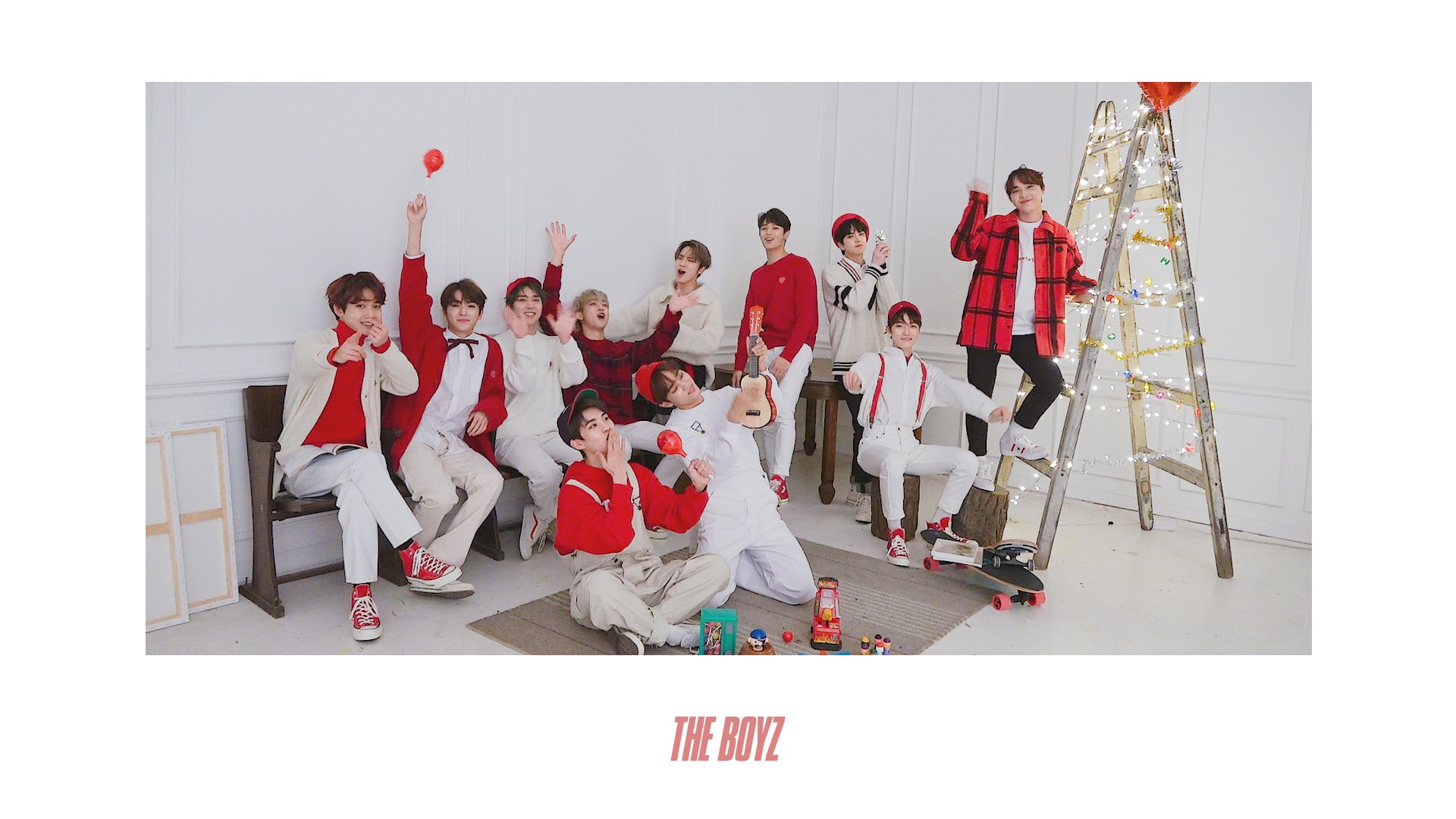 THE BOYZ(더보이즈) Merry Christmas to THE B
