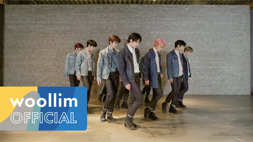 "Golden Child ""Compass"" Choreography Video"