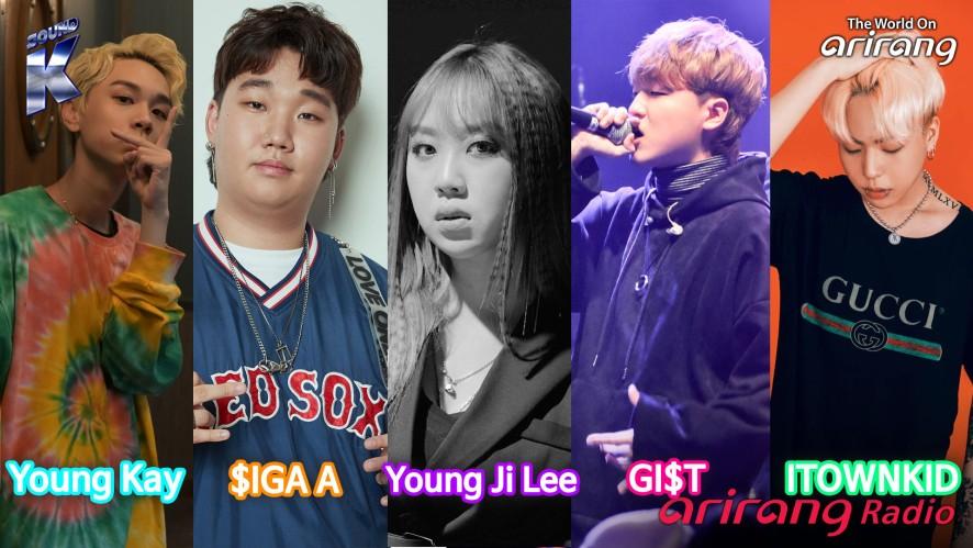 Arirang Radio (Sound K / Young Kay, $IGA A,Young Ji Lee, GI$T, ITOWNKID)