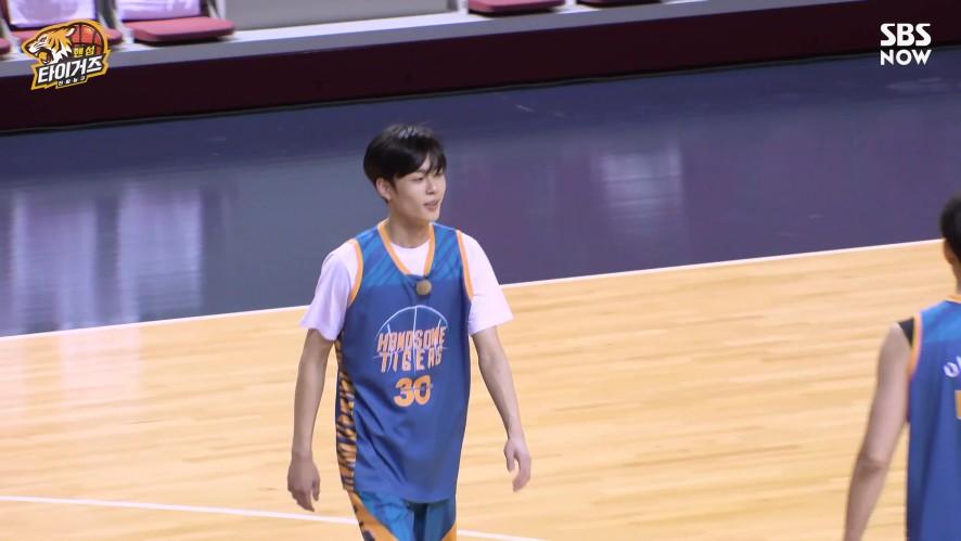 [핸섬타이거즈] '각 잡고 제대로 농구하는 막둥이 유선호 직캠' / Special