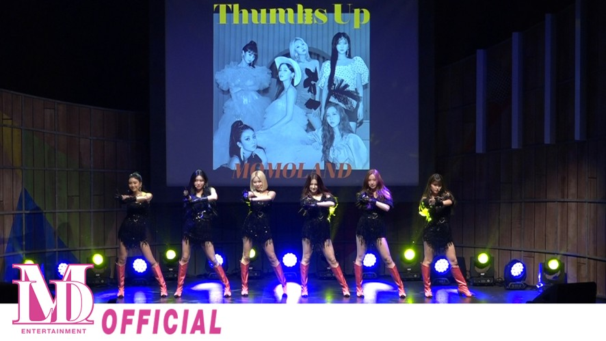 "MOMOLAND's ""Thumbs Up"" Showcase! @BLUE SQUARE KAOS HALL"