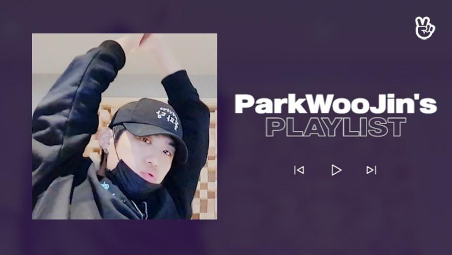 [V PICK! Playlist] AB6IX ParkWooJin's Play List🐦🎶