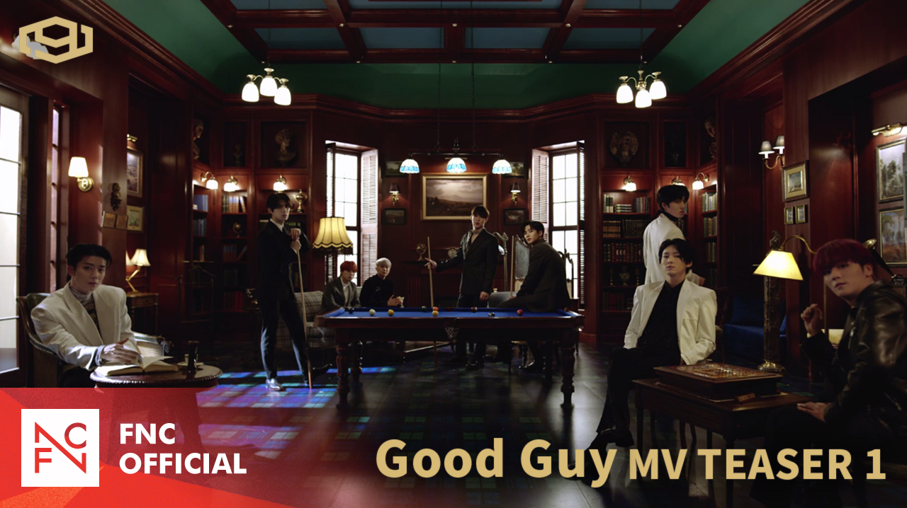 SF9 - 'Good Guy' MV TEASER 1