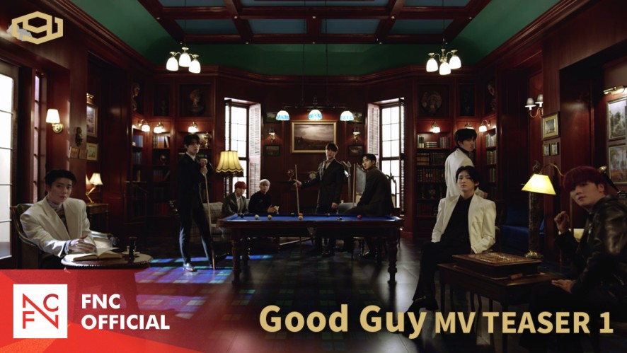 SF9 - 'Good Guy' MV TEASER 1