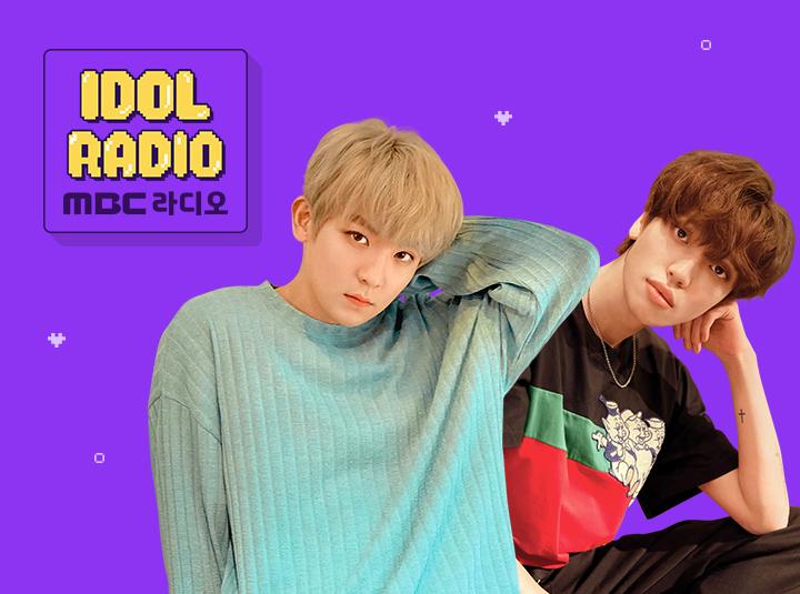 'IDOL RADIO' ep#457. 상상플러스 (스페셜 DJ 틴탑 니엘&리키 with 라붐)