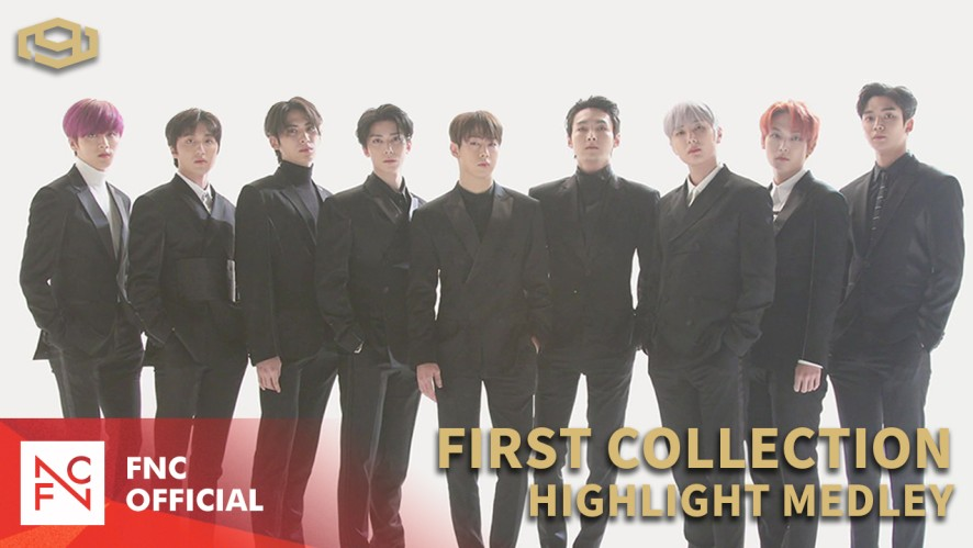 SF9 1ST ALBUM [FIRST COLLECTION] HIGHLIGHT MEDLEY