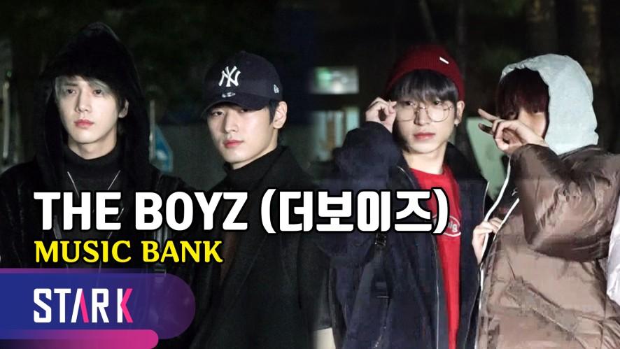더보이즈 출근! '새해 복 많이 받으세요~' (THE BOYZ, MUSIC BANK)