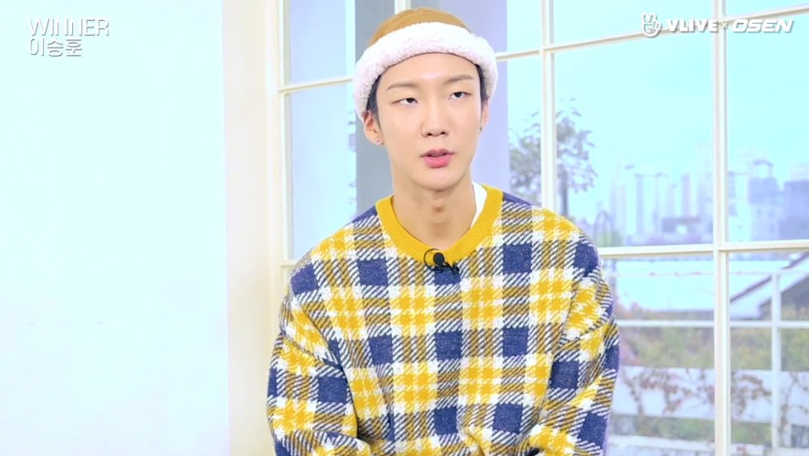WINNER Lee Seunghoon, great singer and charmingly witty #star road highlights