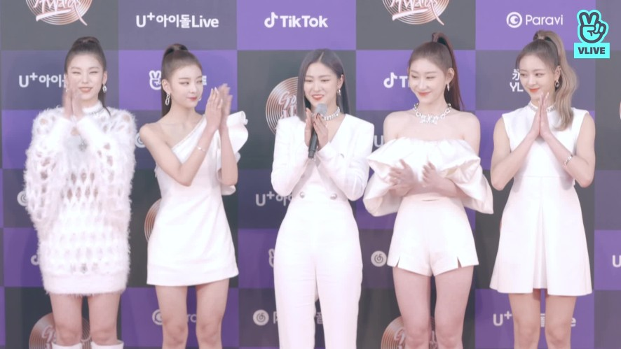 The 34th Golden Disc Awards with TikTok Day 1 Red Carpet - itzy