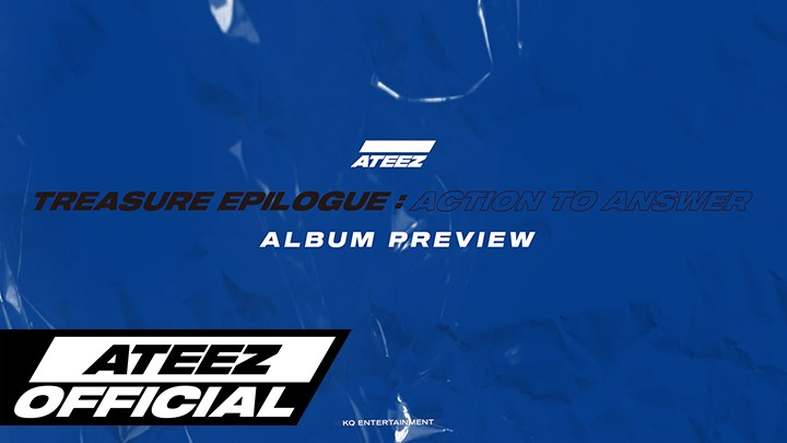 ATEEZ(에이티즈) - [TREASURE EPILOGUE : Action To Answer] Preview