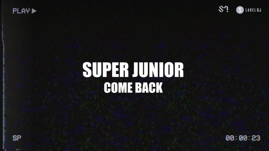 Super Junior 9th Repackage Album Comeback Video