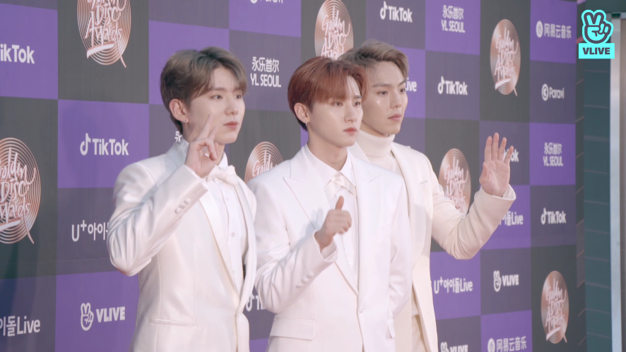 The 34th Golden Disc Awards with TikTok Day 2 Red Carpet - MONSTA X