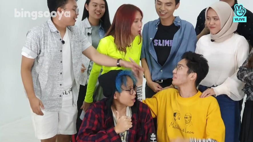 Bingsooya TV EP.4 - Estafet Tebak Gambar! KACAU!!!