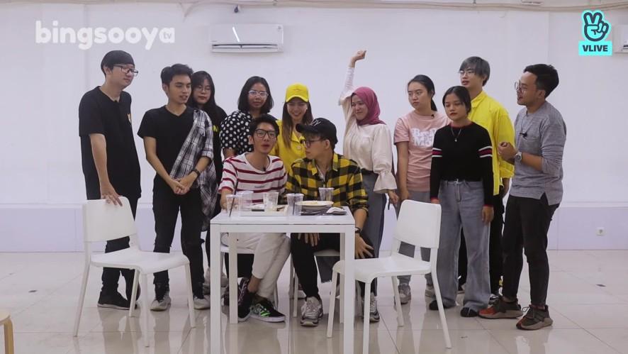 Bingsooya TV EP.8 - Tutorial Makan Cepat Dengan Cara Tradisional