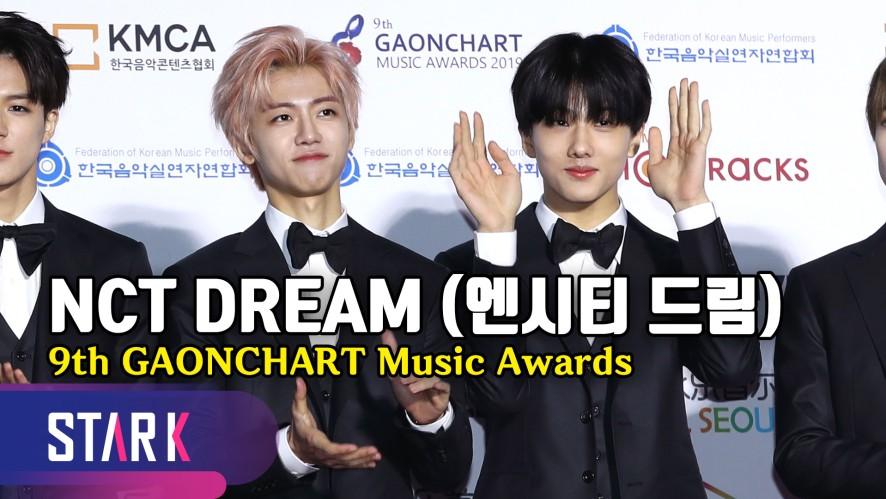 엔시티드림, 슈트에 보타이는 사랑입니다..♡ (NCT DREAM, 9th GAONCHART Music Awards)