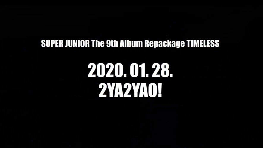 SUPER JUNIOR 9th Repackaged Album Title Song 2YA2YAO! Recording Sketch