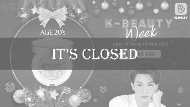 [K-BEAUTY WEEK] AGE 20'S Essence Cover Pact SEASON 8