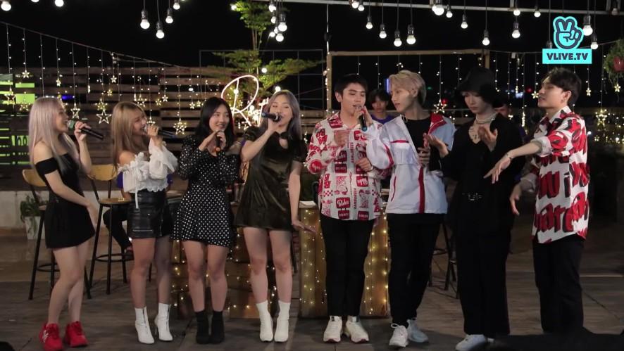 LipB và Zero9 hát Như hoa mùa xuân - Rooftop Chill version