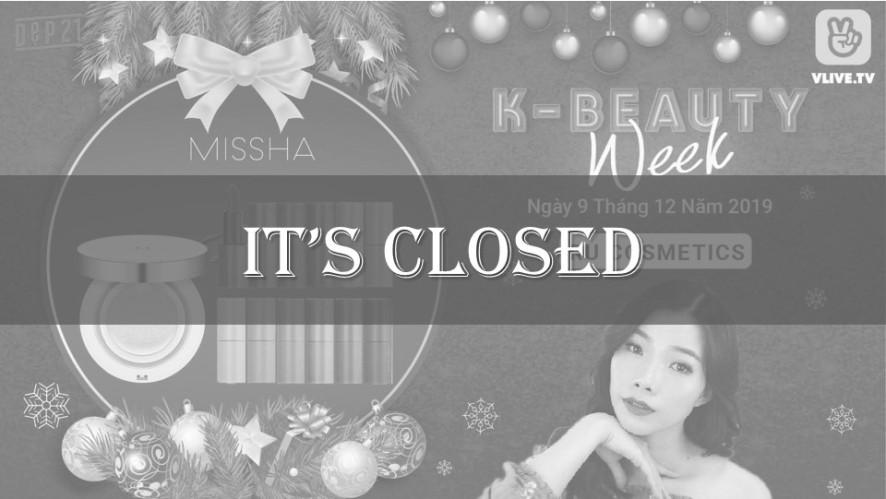 [K-BEAUTY WEEK] Missha M Magic Cushion