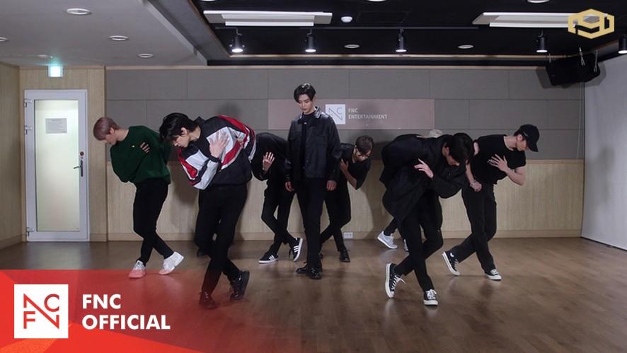 SF9 – 'Good Guy' Choreography Video