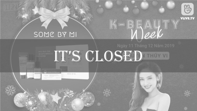 [K-BEAUTY WEEK] SOME BY MI AHA-BHA-PHA 30 Days Miracle Set mini