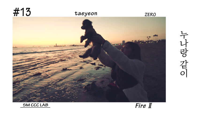 [Petionista Taengoo]  EP. 13 With Noona (Fire Ⅱ)