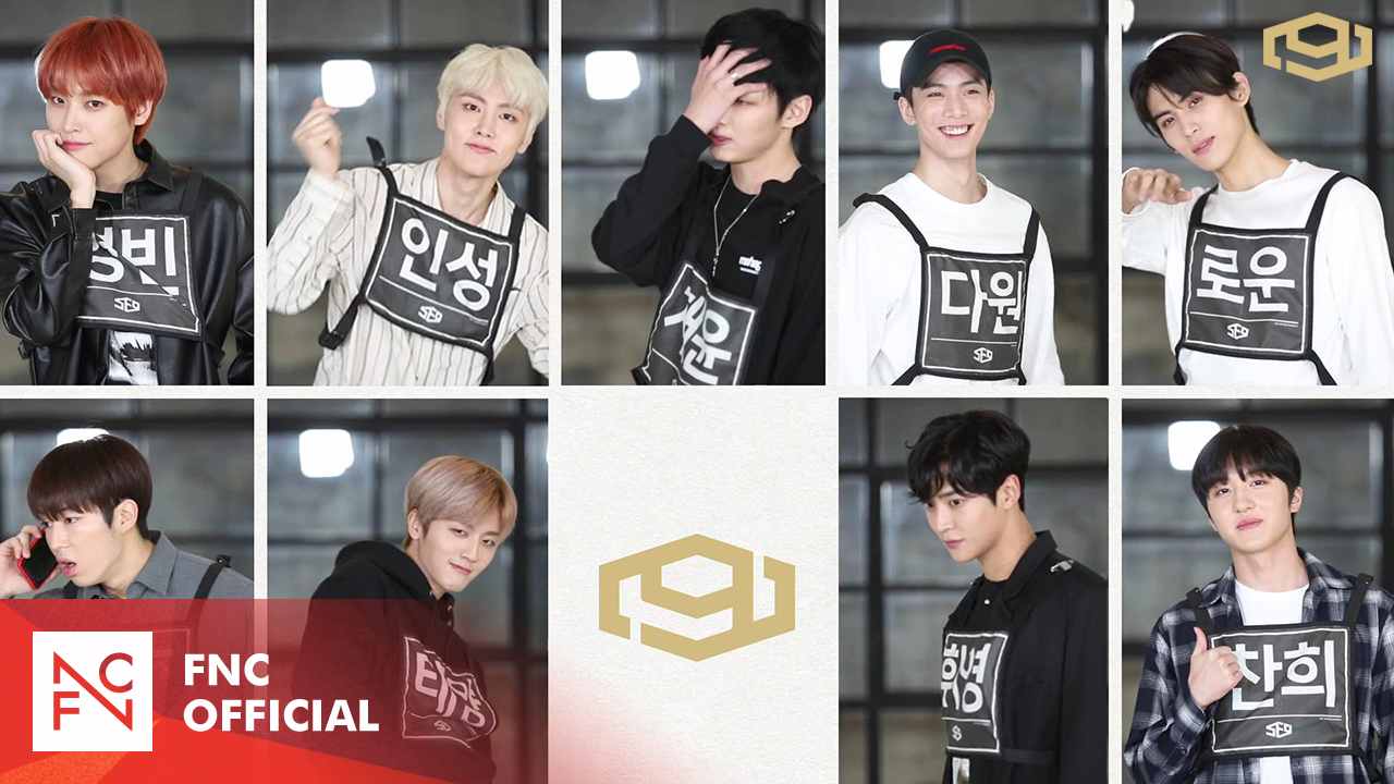 SF9 – 'Good Guy' (Part Switch Ver.)
