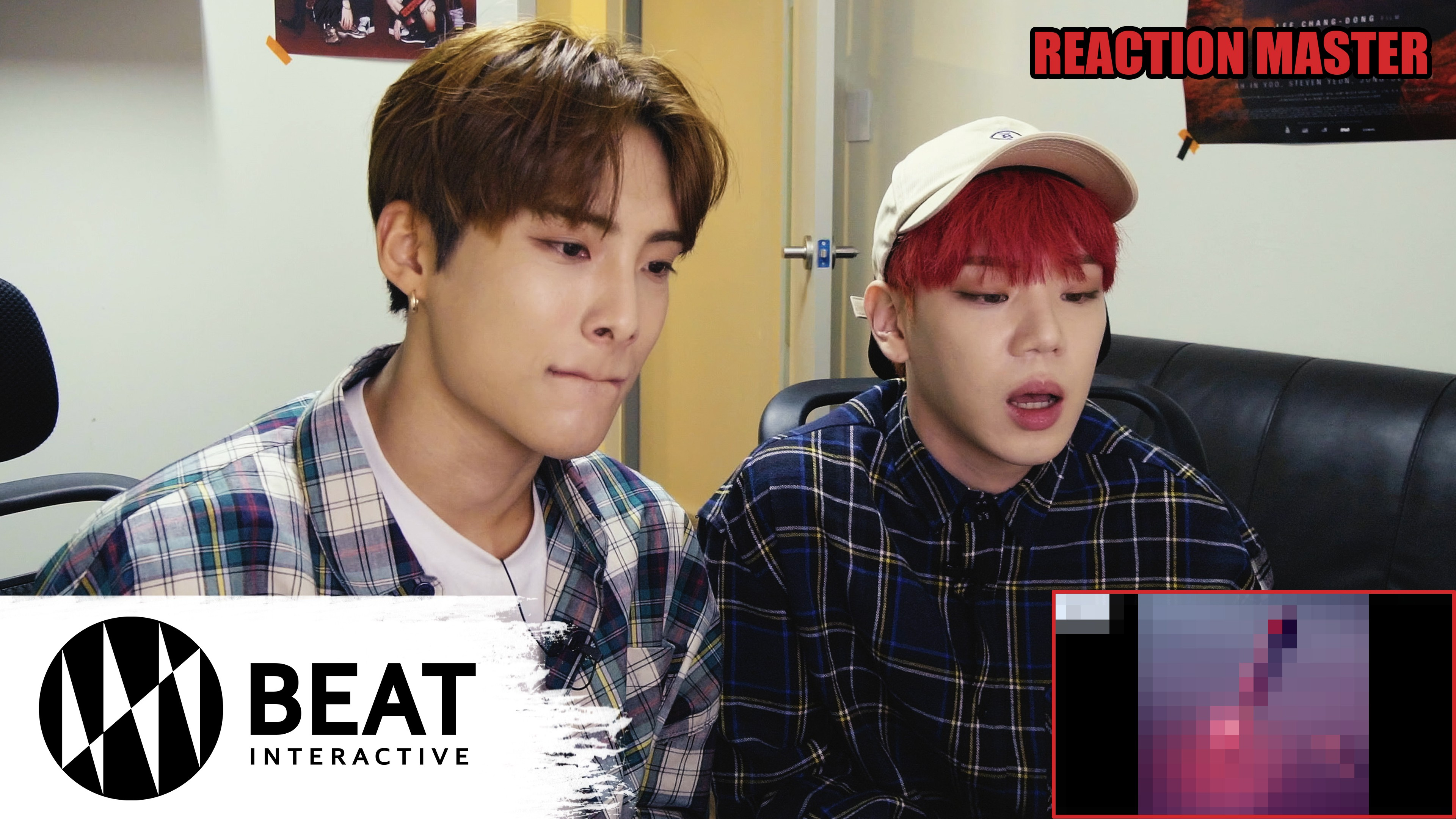 A.C.E (에이스) - REACTION MASTER JUN with KIMBYEONGKWAN