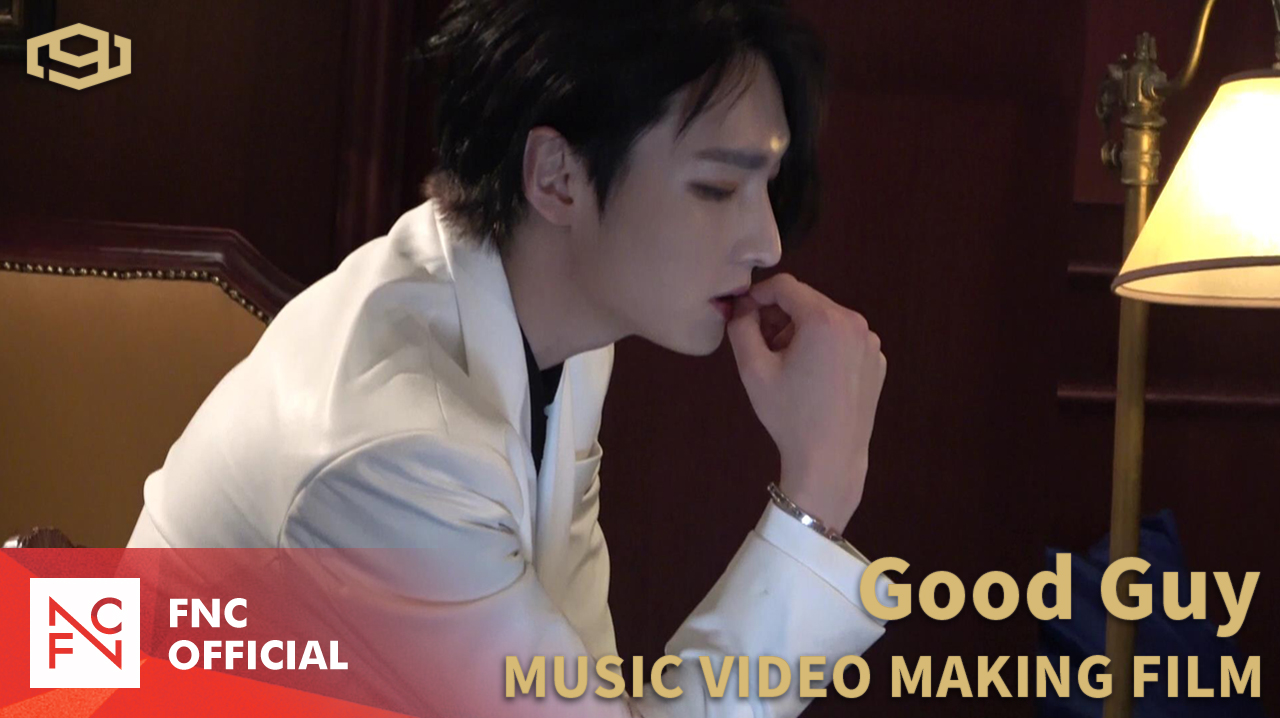 SF9 - 'Good Guy' MUSIC VIDEO MAKING FILM