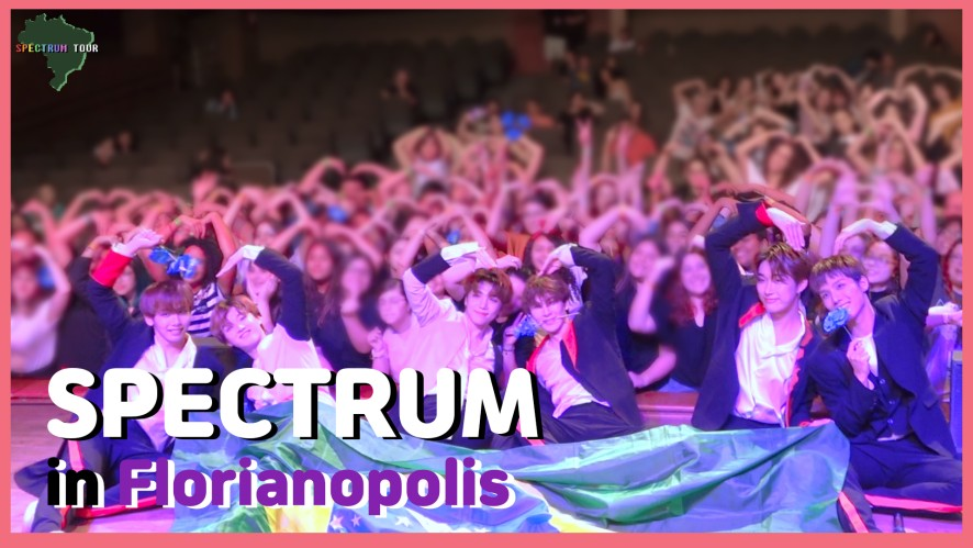 [SPECTRUM TOUR #06] SPECTRUM in Florianopolis