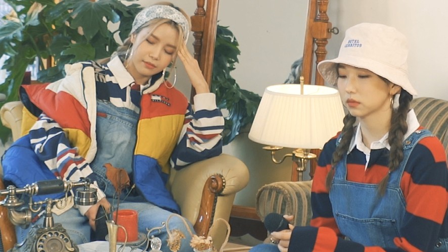 [Special Clip] Solar x Kassy _ '이 노랜 꽤 오래된 거야' (A song from the past)