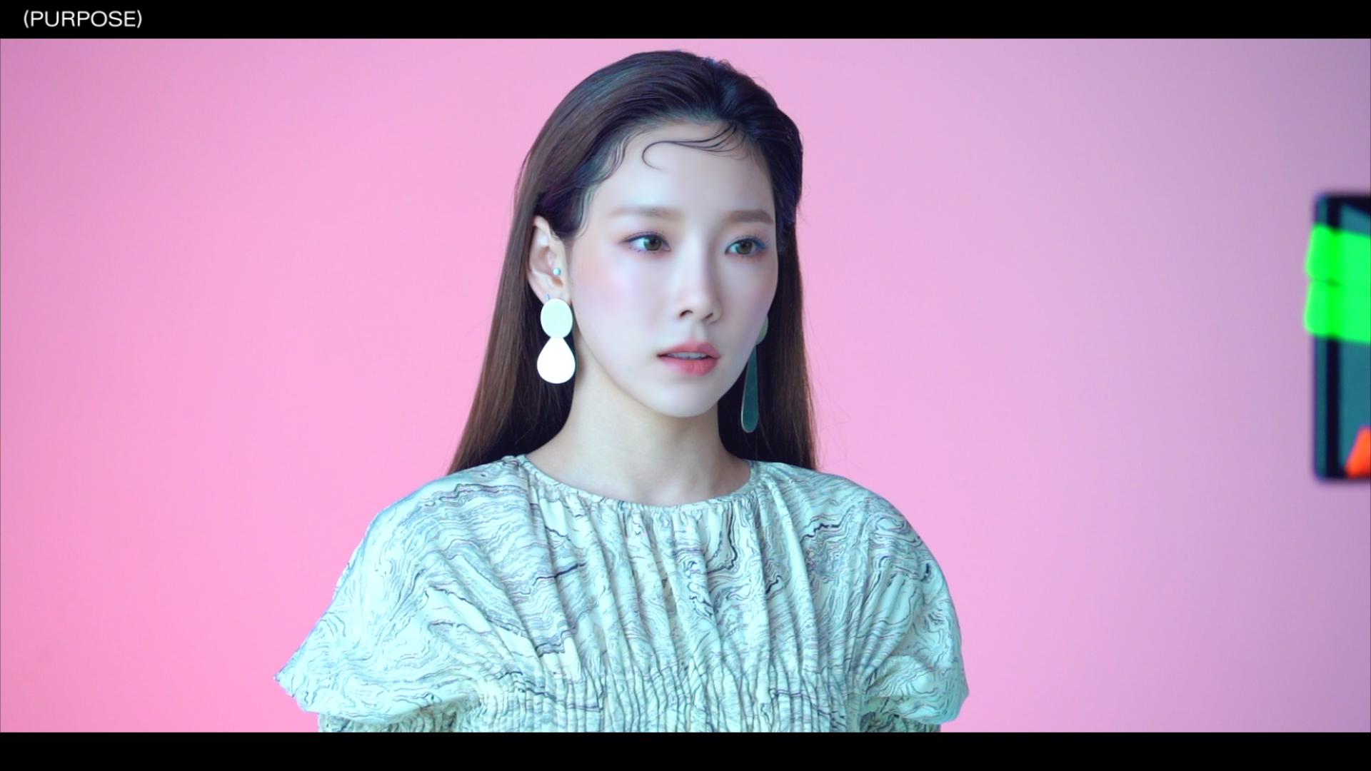 TAEYEON 태연 '내게 들려주고 싶은 말 (Dear Me)' MV Making Film