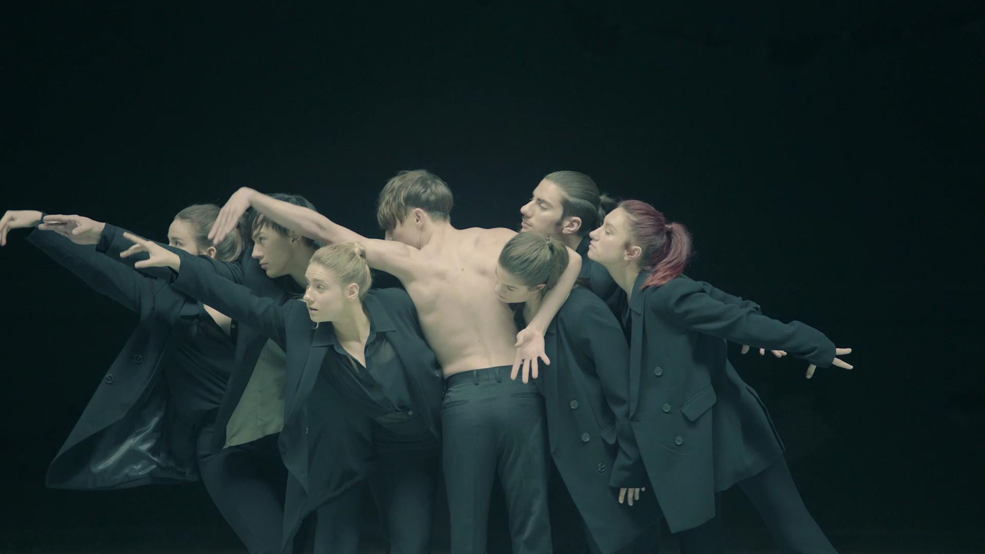 BTS (방탄소년단) 'Black Swan' Art Film performed by MN Dance Company