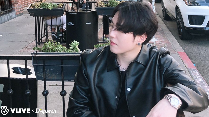 Yugyeom and Dispatch Coincidentally Met in LA🤭