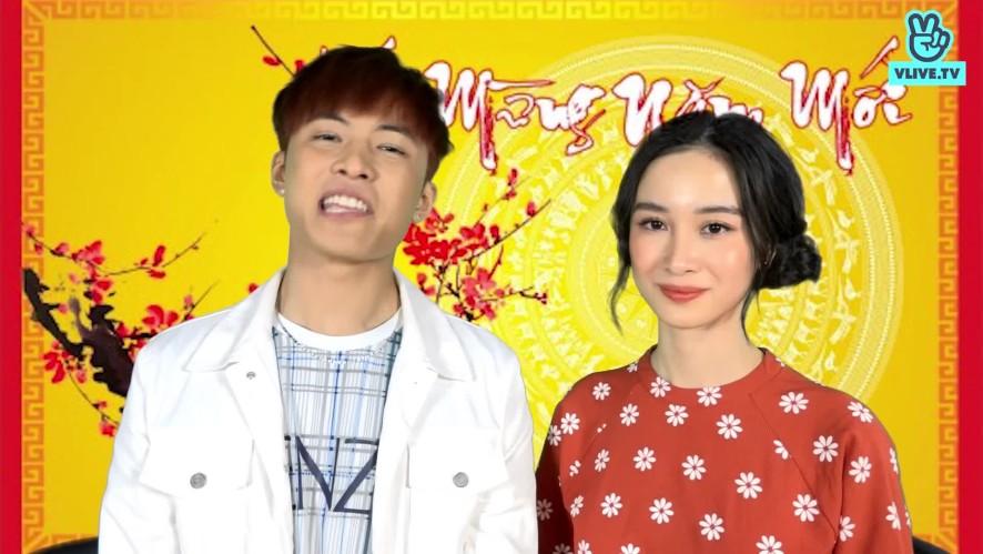 Chúc mừng năm mới 2020 - Gin Tuấn Kiệt & Jun Vũ