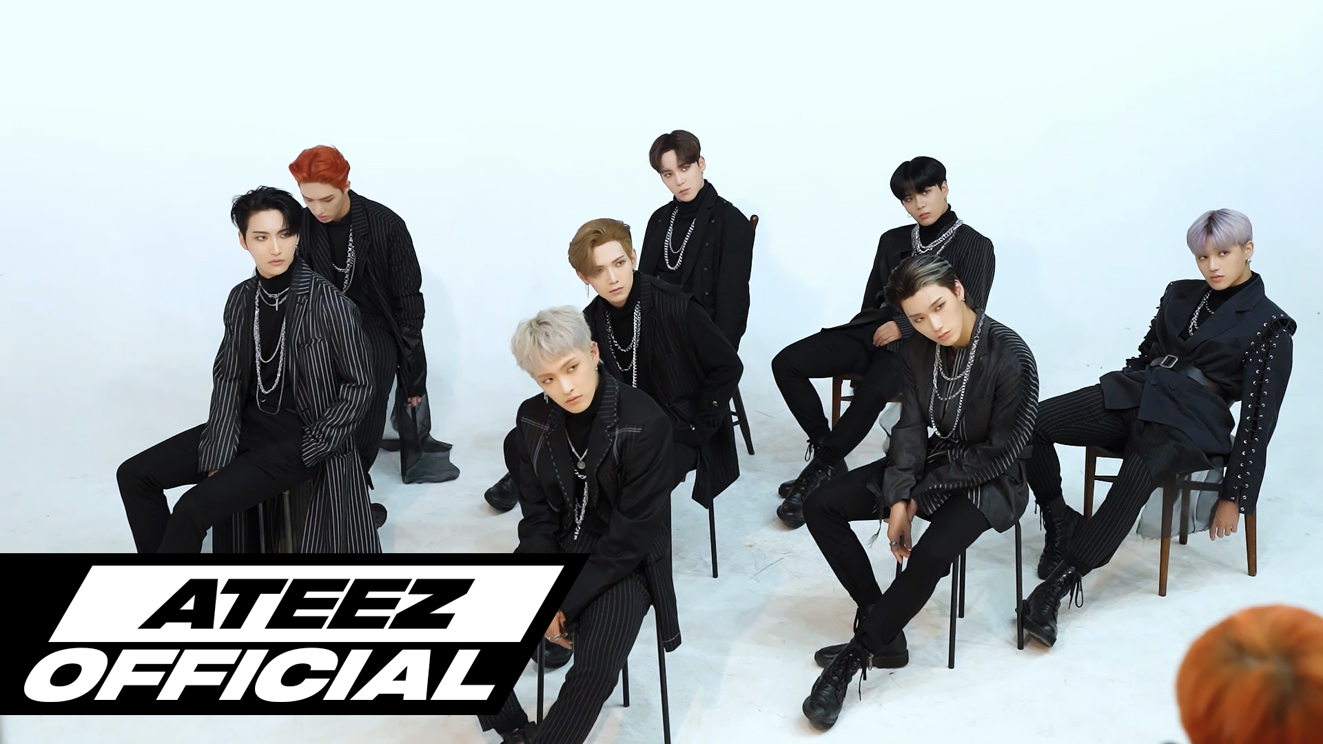 [ATEEZ] THE RECORD_EP 14. TREASURE EPILOGUE Photo Shoot Behind