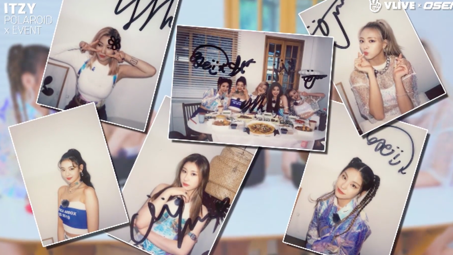 ★ITZY, 'Star Road' Polaroid EVENT★