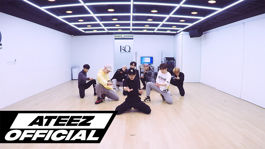 ATEEZ(에이티즈) - 'Answer' Dance Practice