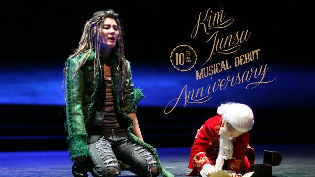 김준수 뮤지컬 데뷔 10주년! Kimjunsu Musical Debut 10th Anniversary