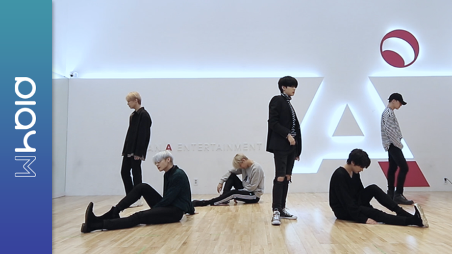 "VICTON ""Stay With Me"" (Choreography Video)"