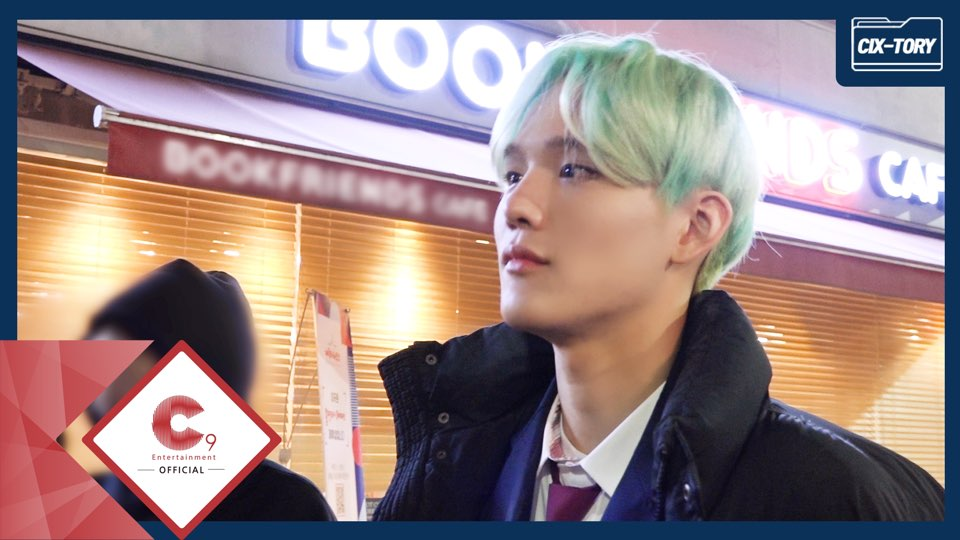 [CIX-tory] STORY. 28 'Hello, Strange Place' Story Film behind - part 2