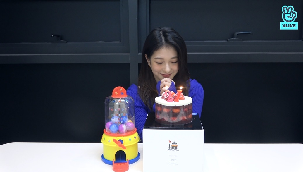 HAPPY SEOYEON DAY🐼🎂
