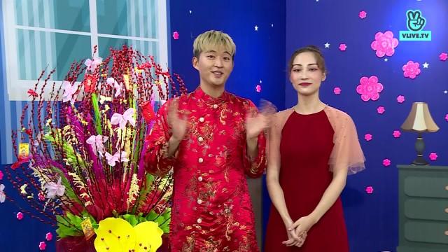 Woossi & Trang Ming chúc mừng năm mới 2020!