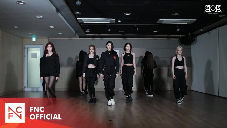 AOA – Sorry Choreography Video