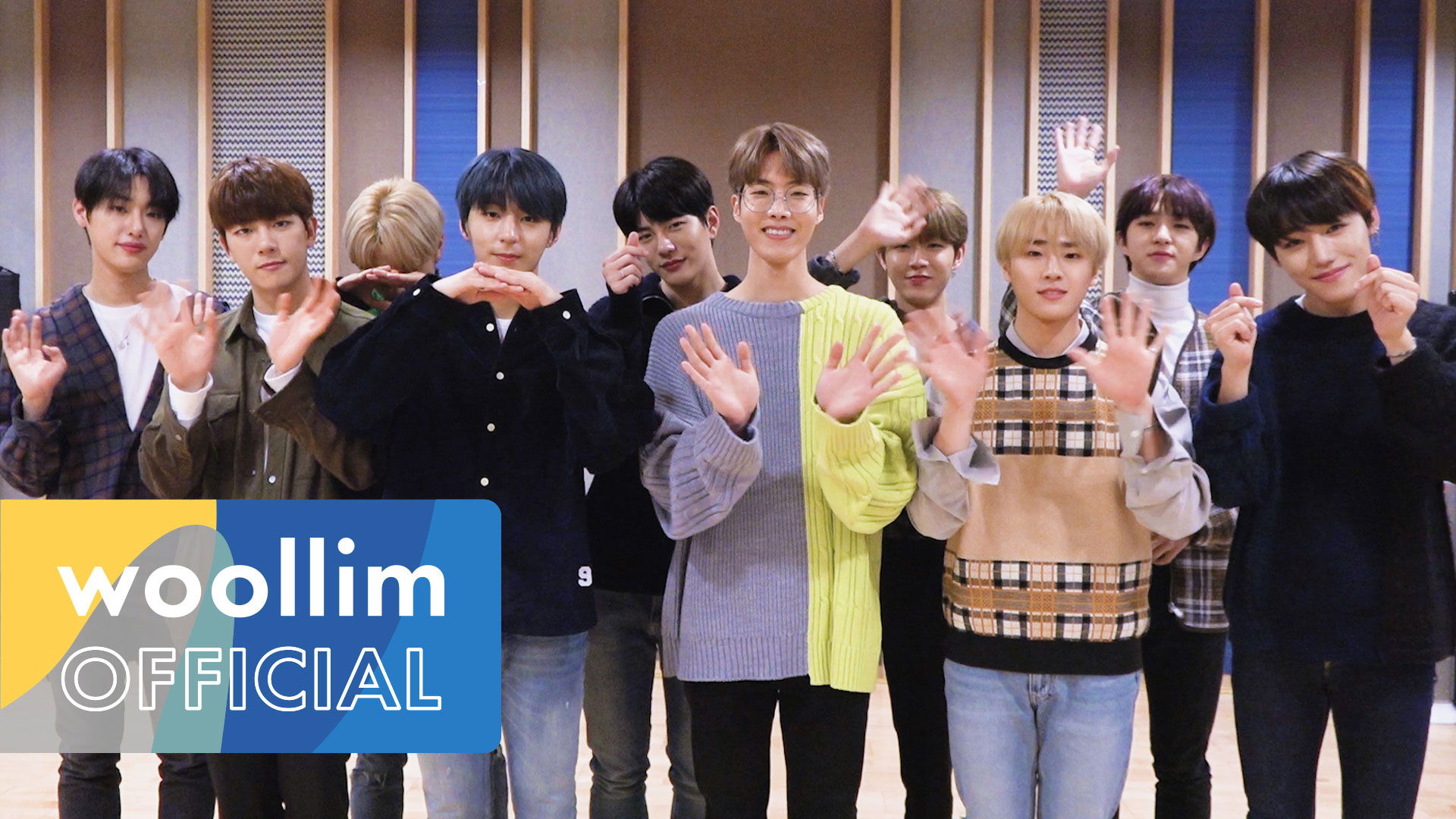 골든차일드(Golden Child) 2020 설 인사 (Lunar New Year Greetings Message)