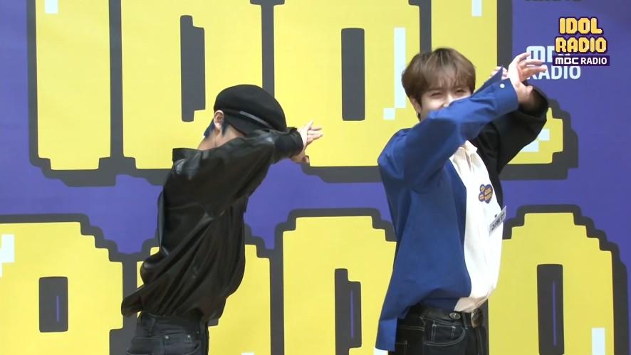 """배진영&김동한이 추는 """"MOVE (태민)""""♪♬"""