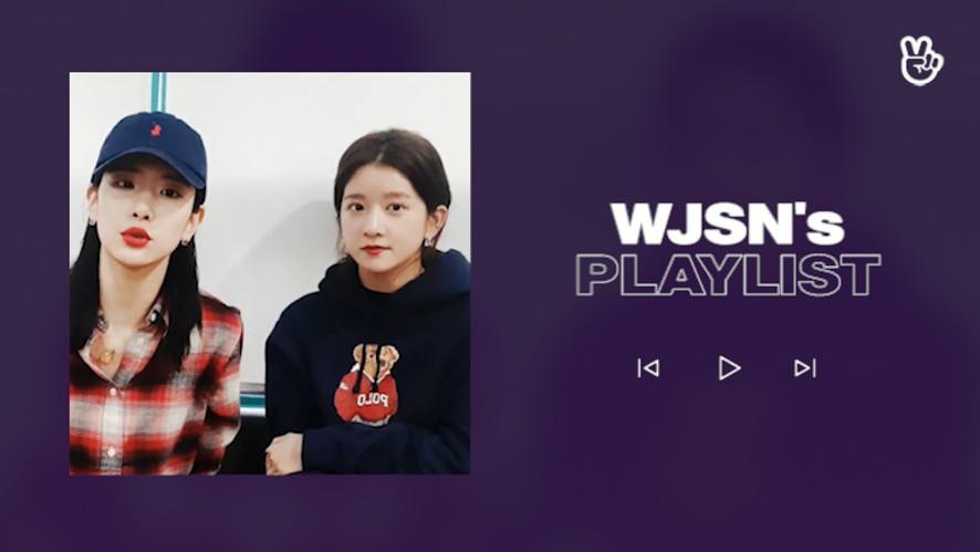 [V PICK! Playlist] WJSN's Play List🐱🦁🎶