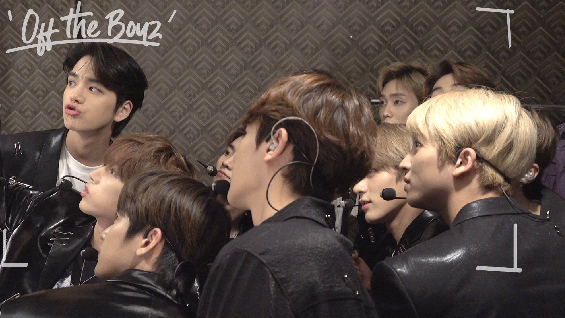 [OFF THE BOYZ] EUROPE TOUR IN BERLIN Behind