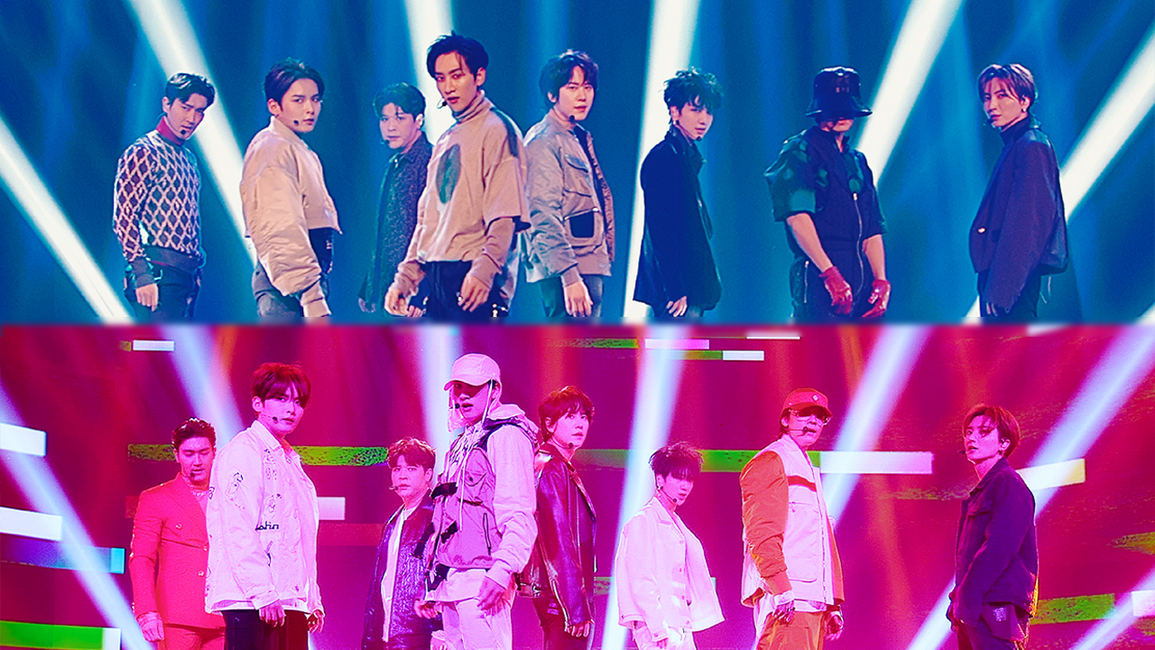 SUPER JUNIOR 슈퍼주니어 '2YA2YAO!' (Bright & Shadow Ver.) @SJ THE STAGE